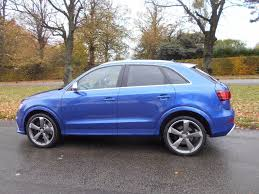 audi rs wagon audi rs q3 tfsi station wagon s tronic quattro 5dr for sale