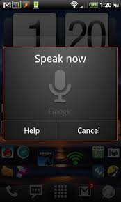 android voice gigaom how to get the most of voice input on android