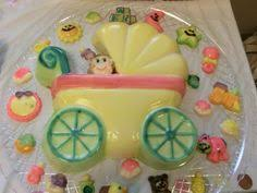gelatina de embarazada gelatina baby shower pinterest jello