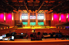 Church Lights Vista Is A Lighting Vision For Grace Community Church Jands
