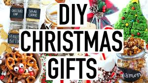 diy christmas gift ideas 25 diy holiday gifts that are edible