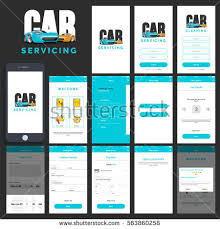app template stock images royalty free images u0026 vectors