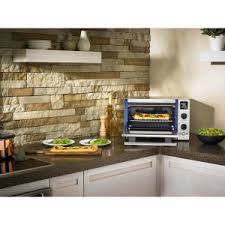 Kitchenaid Countertop Toaster Oven Kitchenaid Stainless Steel Toaster Oven Kco273ss The Home Depot