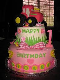 pink john deere cake ideas 23954 john deere 1st birthday p