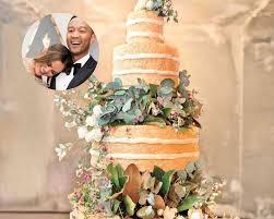 giant wedding cakes chrissy teigen and john legend s giant wedding cake get the details