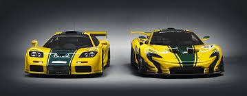 mclaren p1 gtr to show its limited production form in geneva
