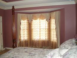 Blinds For Bow Windows Decorating Living Room Decorating A Bay Window Ideas Modern Bay Window