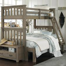 Bunk Bed With Trundle Bed Loft Beds Loft Bed Trundle White Size Bunk Beds