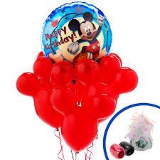 singing balloon disney mickey mouse singing balloon bouquet birthdayexpress