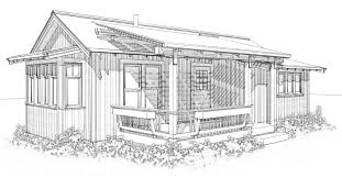 tiny houses plans free ross chapin architects goodfit house plans tiny house sketch