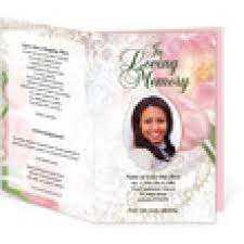 funeral program pearls funeral program funeral programs memorial program