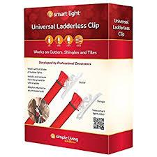 25ct ladderless lights light grip universal