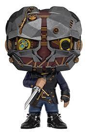 Dishonored Halloween Costume Amazon Funko Dishonored 2 Corvo Pop Games Figure Funko Pop