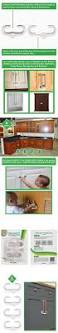 child safety sliding locks by lebogner pack includes 4 locks to