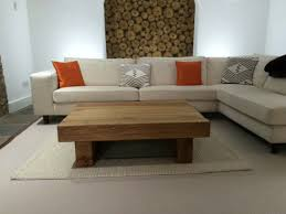 Coffee Table Styles by Project 239 Rustic Oak Coffee Table Abacus Tables