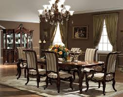 Dining Room  More The Valencia Formal Dining Room Collection - Elegant formal dining room sets