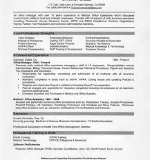 Respiratory Therapist Sample Resume by Inspiring Design Ideas Sample Office Manager Resume 14 Office
