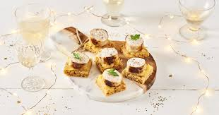 lidl recettes de cuisine toasts de d épices au boudin blanc et compotée de pommes