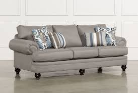 livingroom sectionals grey living room sofa living spaces