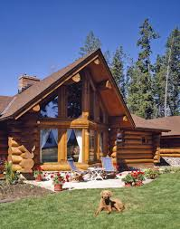 Scandinavian Style House Old Style Log Works Gallery Of Log Homes