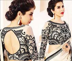 hairstyles for boat neckline 20 latest boat neck blouse designs