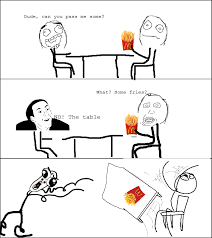 Fliping Table Meme - flipping tables j ole com