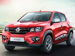 Maruti Suzuki Renault Launches 1 Litre Kwid To Take On Maruti Suzuki Alto The
