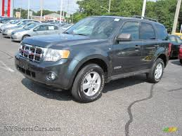 Ford Escape Horsepower - 2008 ford escape xlt v6 4wd in tungsten grey metallic d77481