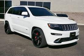 jeep grand srt8 2014 22x10 5 xo caracas all black wheels 2014 jeep grand srt8