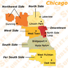 chicago map side apartments in chicago apartments for rent chicago apartment