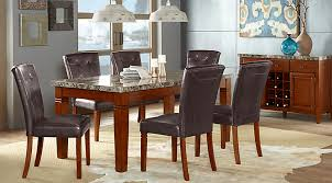 affordable rectangle dining room sets rooms to go furniture