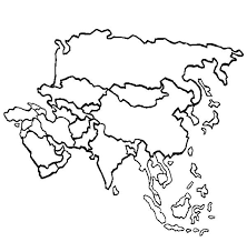 world map coloring pages printable http www colorkiddo com wp content uploads 2014 03 asia world