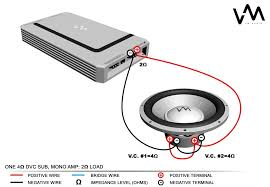 svc 4 ohm speaker wiring diagrams wiring diagrams