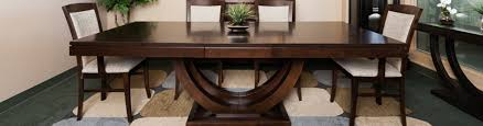 dining room furniture edmonton dempsey u0027s fine furnishings