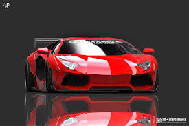 Lamborghini Murcielago Widebody - liberty walk lamborghini avatendor the tuning life
