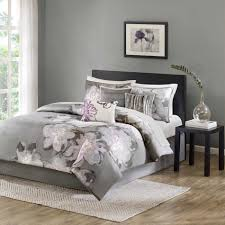 comforter black and white bedding drama uplifted madison king