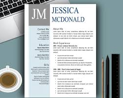 Beautiful Resume Templates Free Cool Resume Templates Modern Resume Template Cv Template By