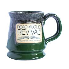 Crazy Cool Mugs Hand Thrown Pottery Mugs Read Aloud Revival With Sarah Mackenzie