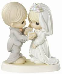 7 cake topper images precious moments