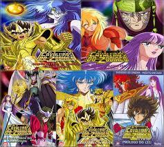 Todos Os Filmes De Cavaleiros Do Zodiaco - animes 2012 animados os cavaleiros do zodiaco os filmes