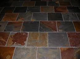 these slate tiles would look great in the sunroom backyard