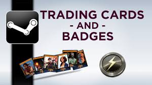steam trading cards and badges explanation and tutorial