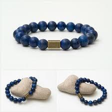 energy bracelet mens images Lapis lazuli bracelet energy bracelet healing stone blue beaded jpg