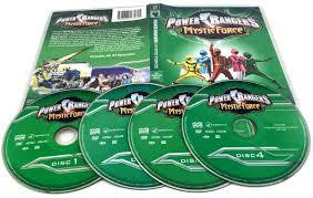power rangers mystic force complete series dvd wholesale