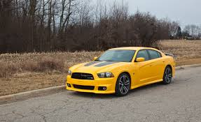 dodge charger srt8 superbee 2012 dodge charger srt8 bee test review car and driver