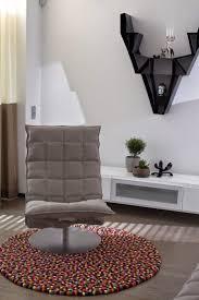 Einrichtung Teppich Wohnzimmer Die Besten 25 Runde Teppiche Ideen Auf Pinterest Flur Teppich