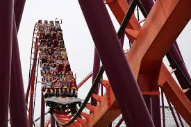 Closest Six Flags 40 Years Later Six Flags Great America Still Thrilling Crowds