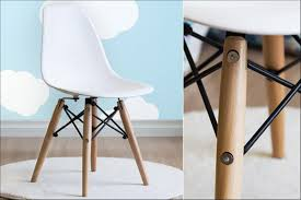 scoopon kids replica eames eiffel designer furniture delivered