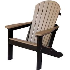 Adirondack Chairs At Home Depot Chair Lifetime Simulated Wood Patio Adirondack The Home Depot