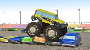 monster trucks you tube videos monster truck stunts for kids youtube